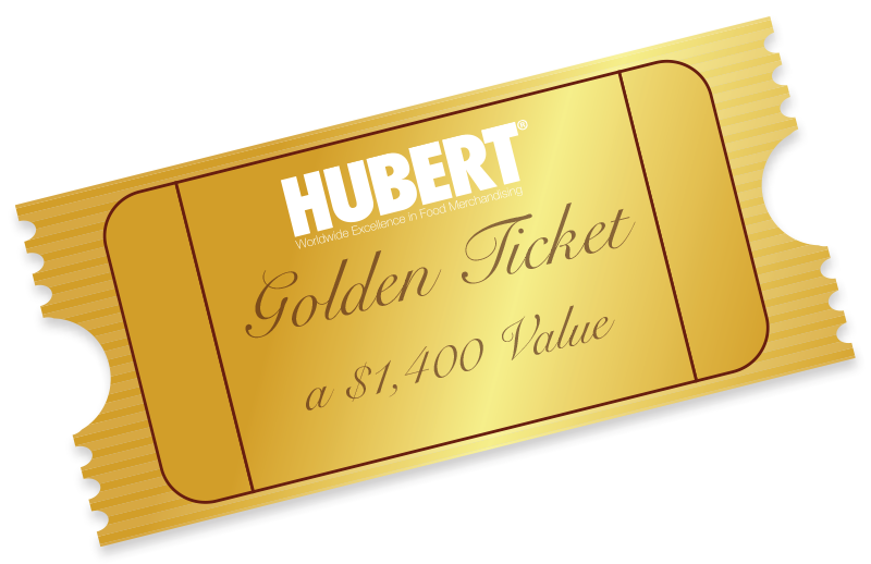 Golden Ticket Contest