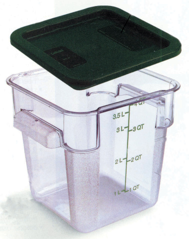 containers & lids