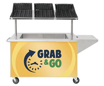 Mobile Breakfast Cart Kit