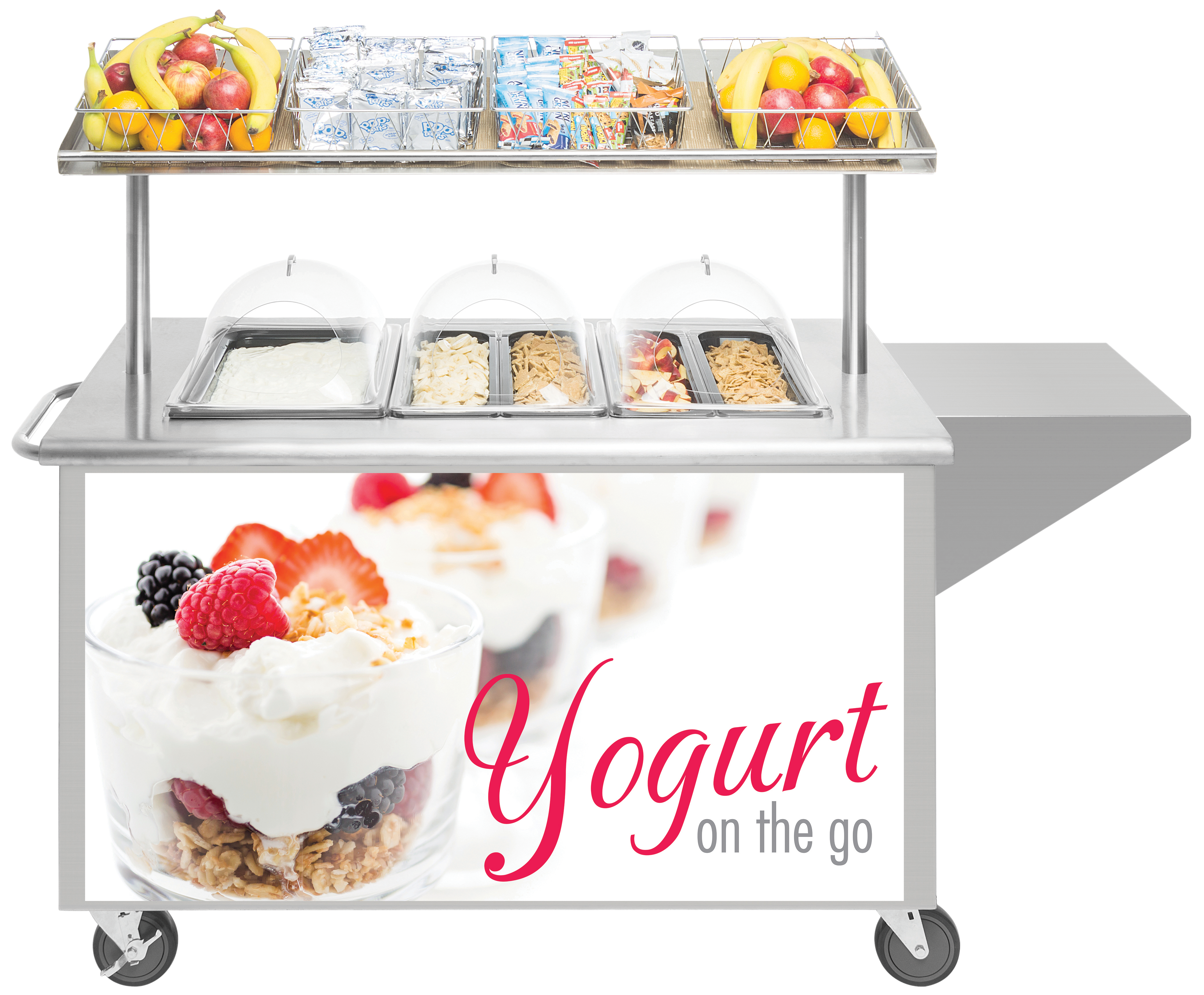 Yogurt Cart
