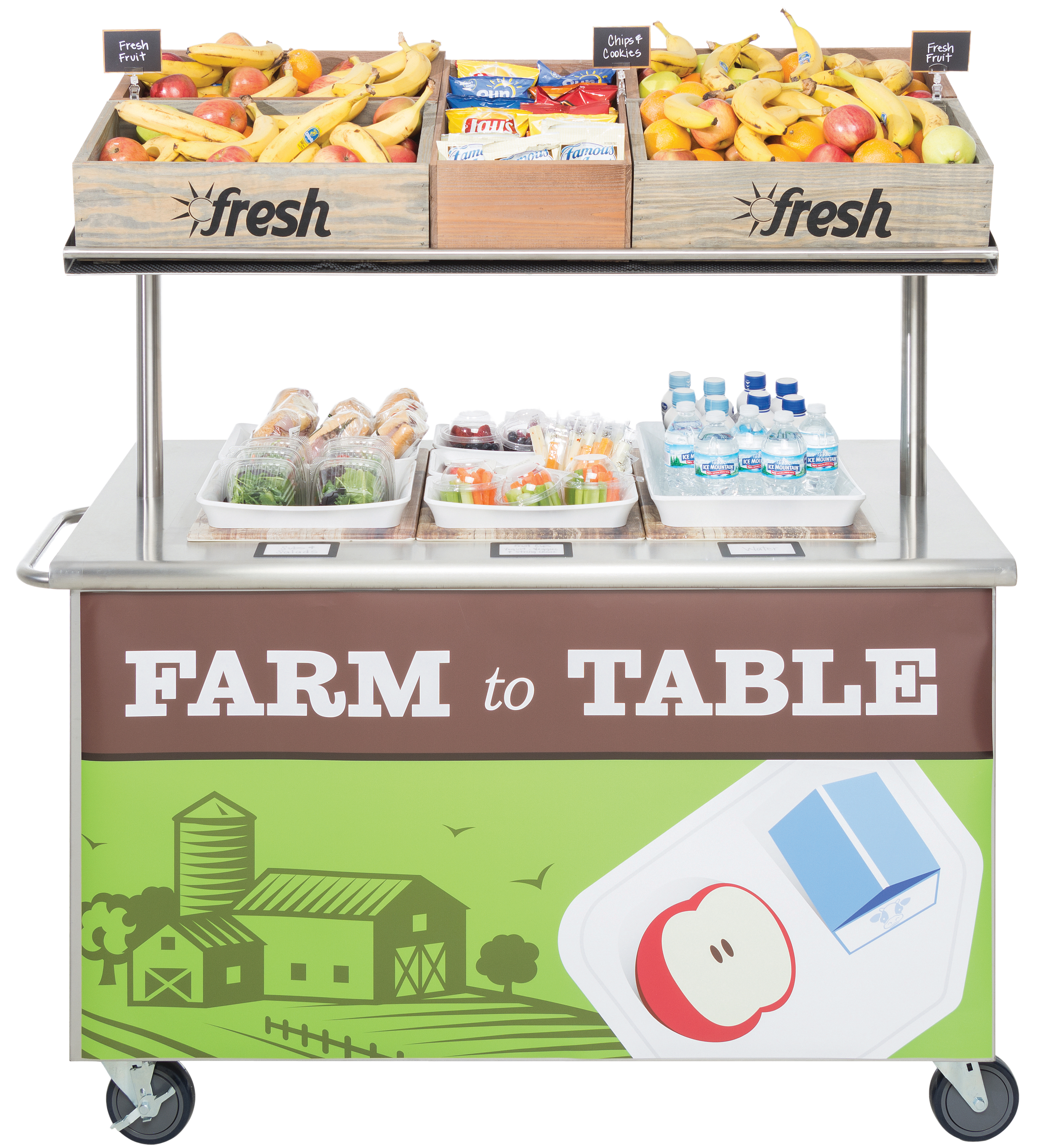 Farm to Table Cart