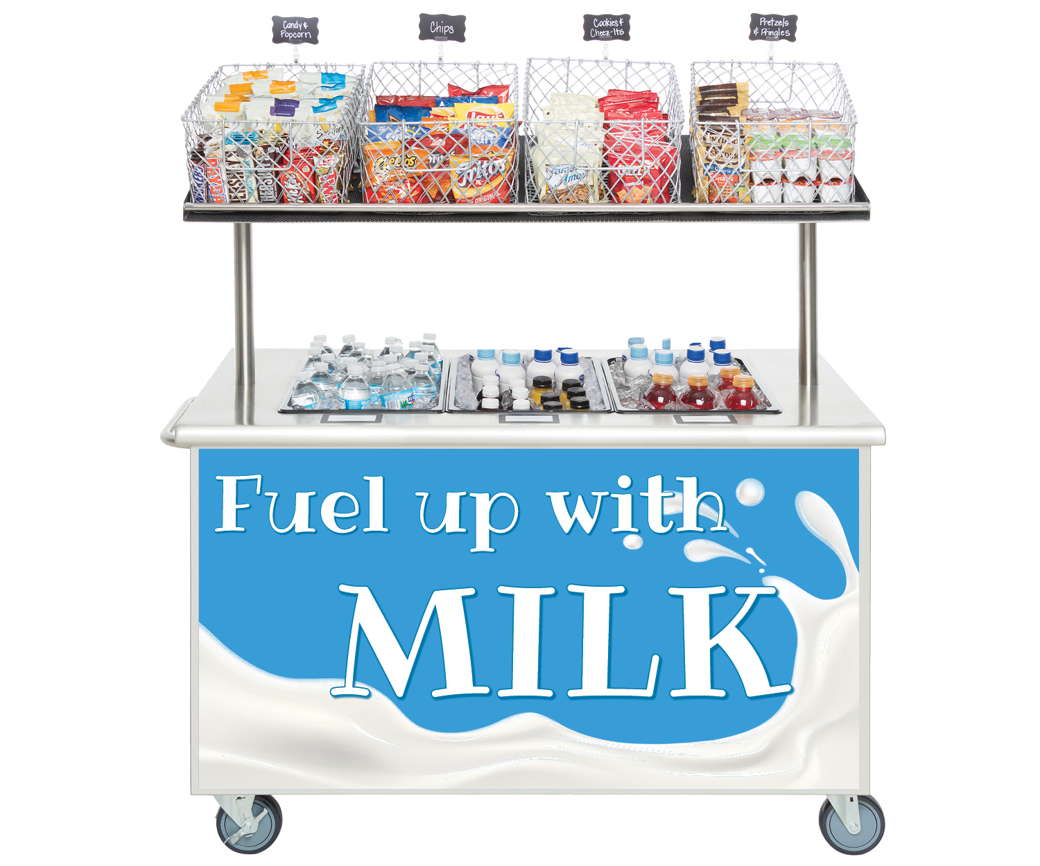 Mobile Concessions Cart