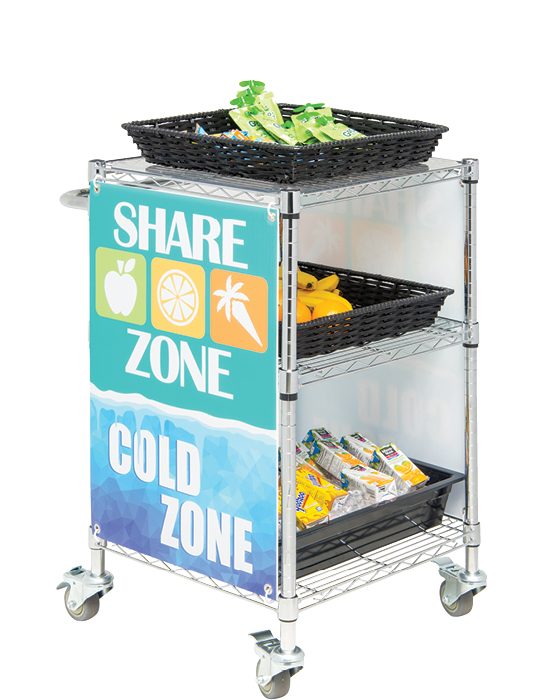 Wire Share Cart