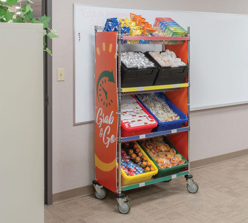 Classroom Cart
