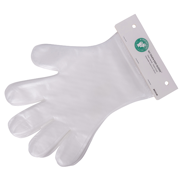 Clear Touchless Gloves