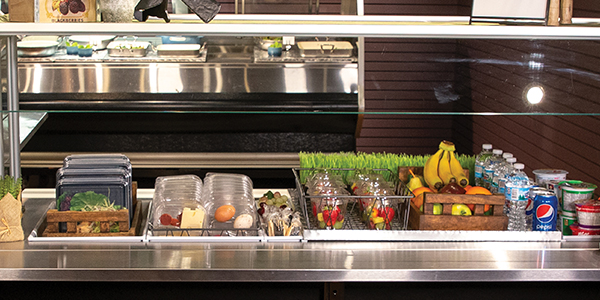 Utilizing Your Existing Hot and Cold Bar Areas
