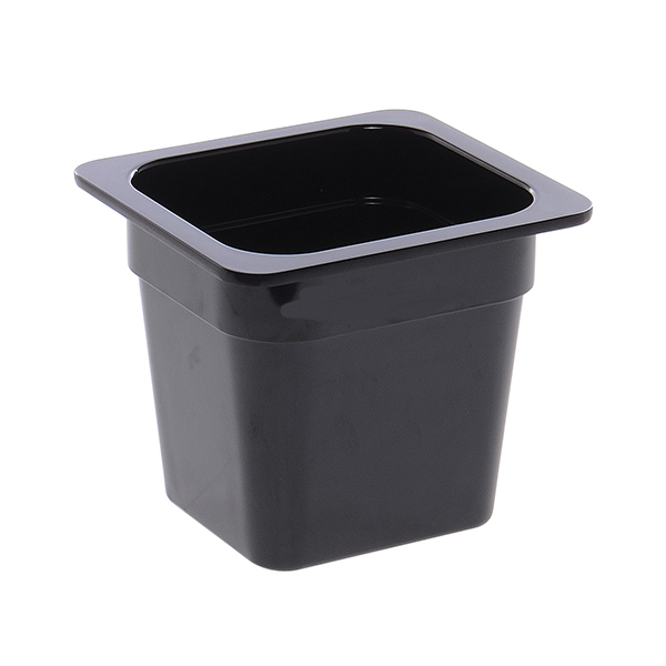 1/6 Size Melamine Cold Food Pan