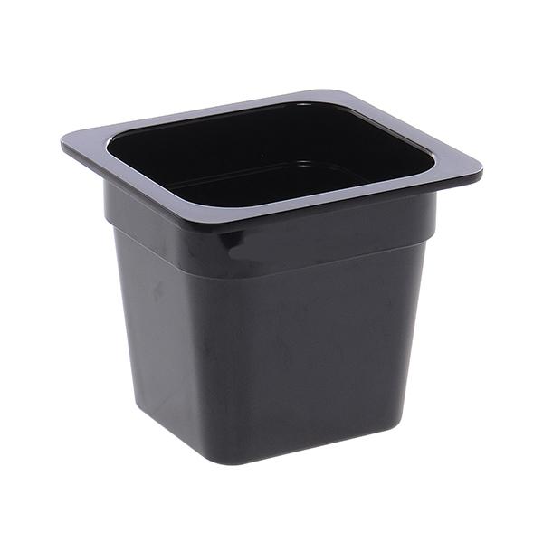 1/6 Size Melamine Cold Food Pan