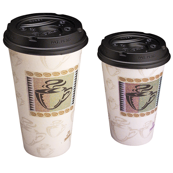 Hot/Cold Paper Cup