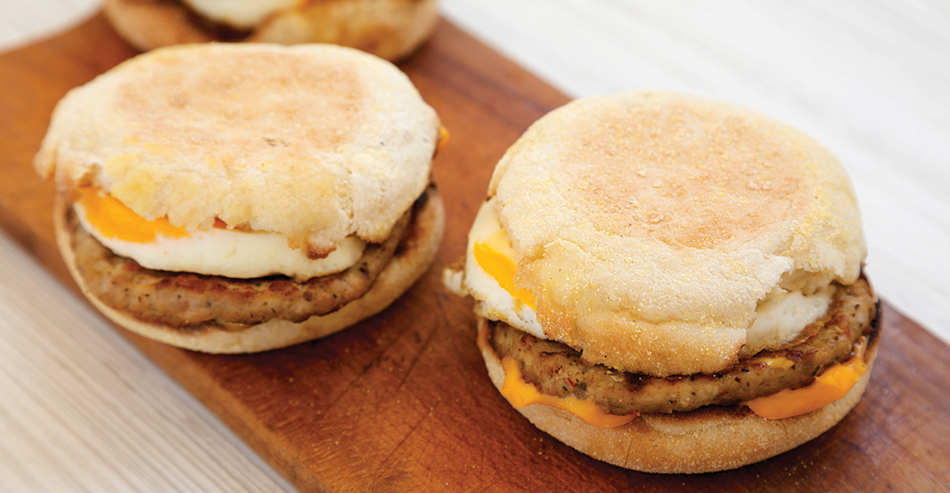 Express Breakfast Sandwiches