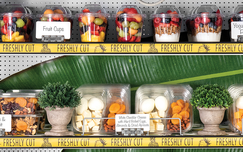 Grab-and-Go Options