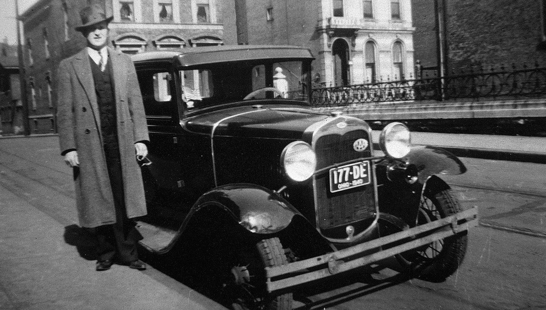 Hubert Company in 1946