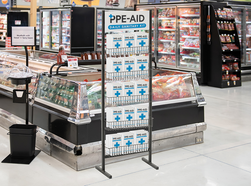 Grocery Display