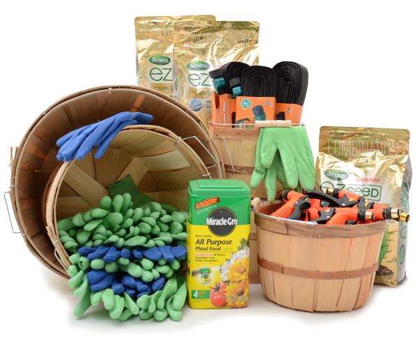 gardening bushel basket