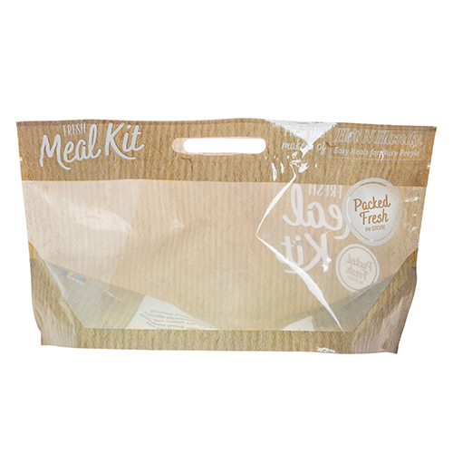 Plastic Meal Kit Pouch