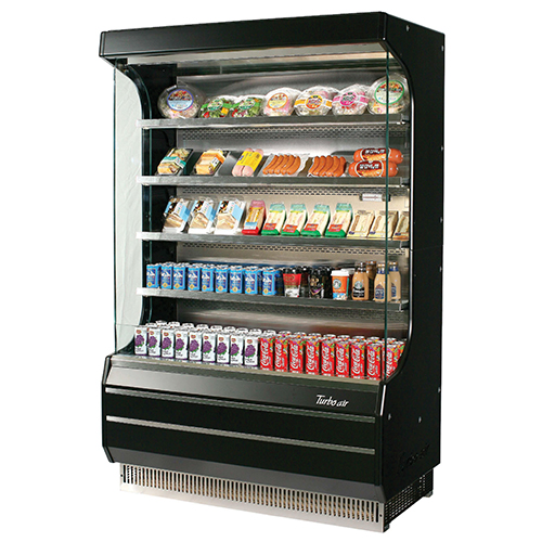 Turbo Air Open Display Merchandiser / Refrigerator