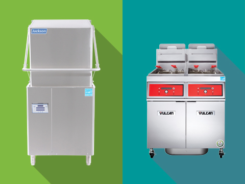 Jackson Warewashing & Vulcan Cooking Equipment