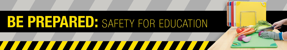 Be prepared: Safety For Education
