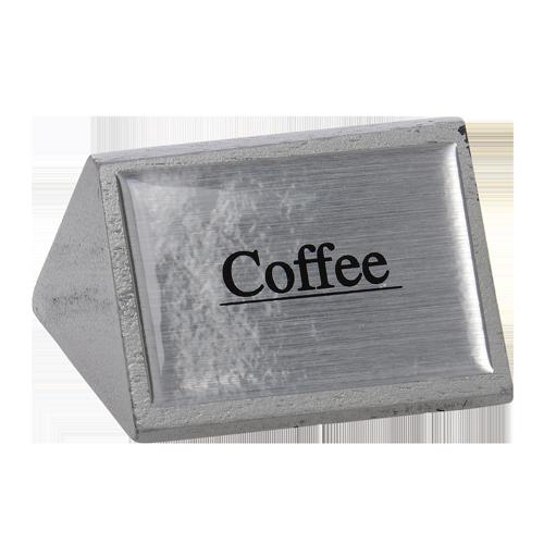 Coffee Beverage Sign