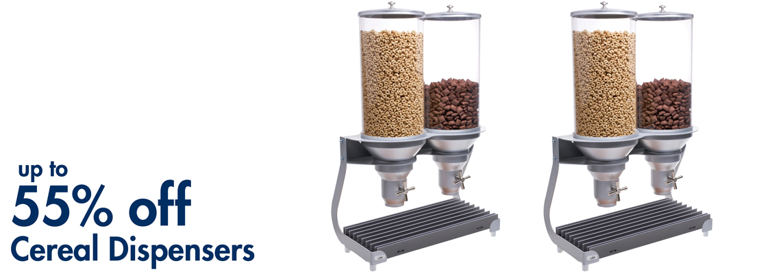 Up to 55% off Cereal Dispensers