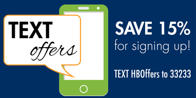 Text Offers sign up