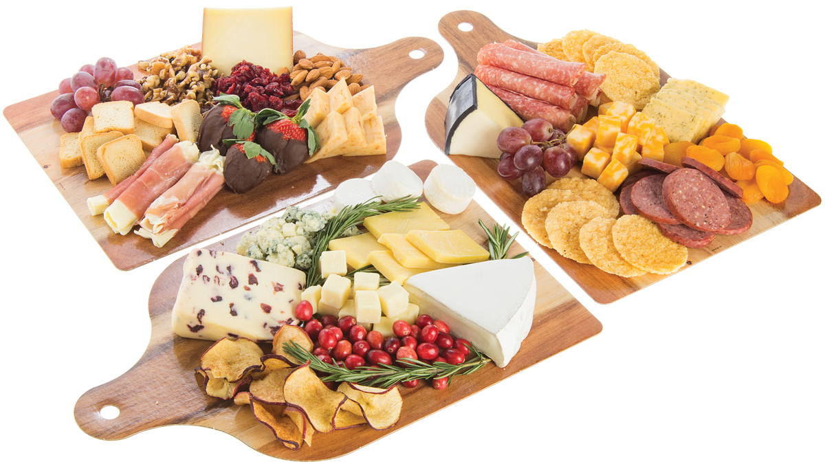 Charcuterie Sampling Boards