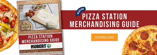Pizza Station Merchandising Guide