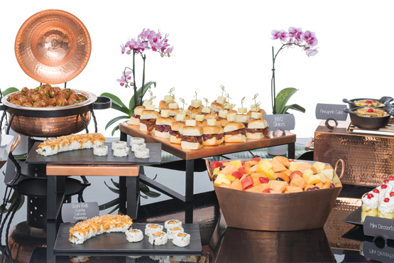 Copper Catering
