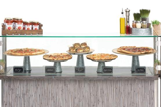 MMMM Minimalist Pizza Station