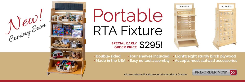 Portable RTA Fixture
