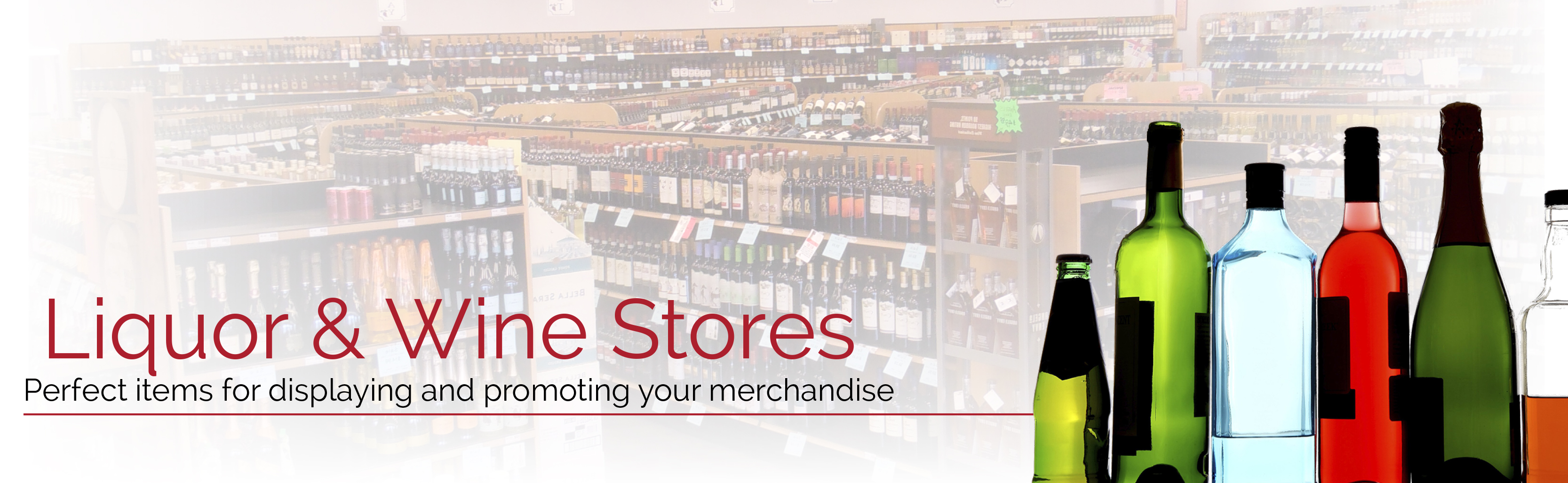 Liquor & Wine Stores