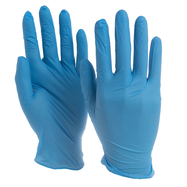 R-Line Nitrile Powder-Free Disposable Gloves
