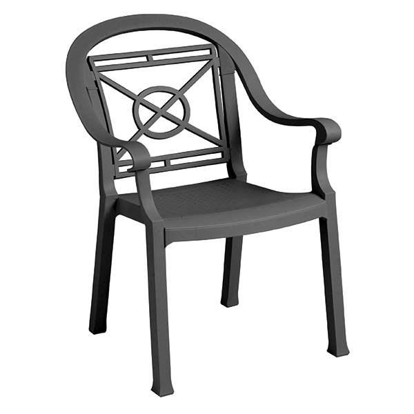 Victoria Style Outdoor Chair