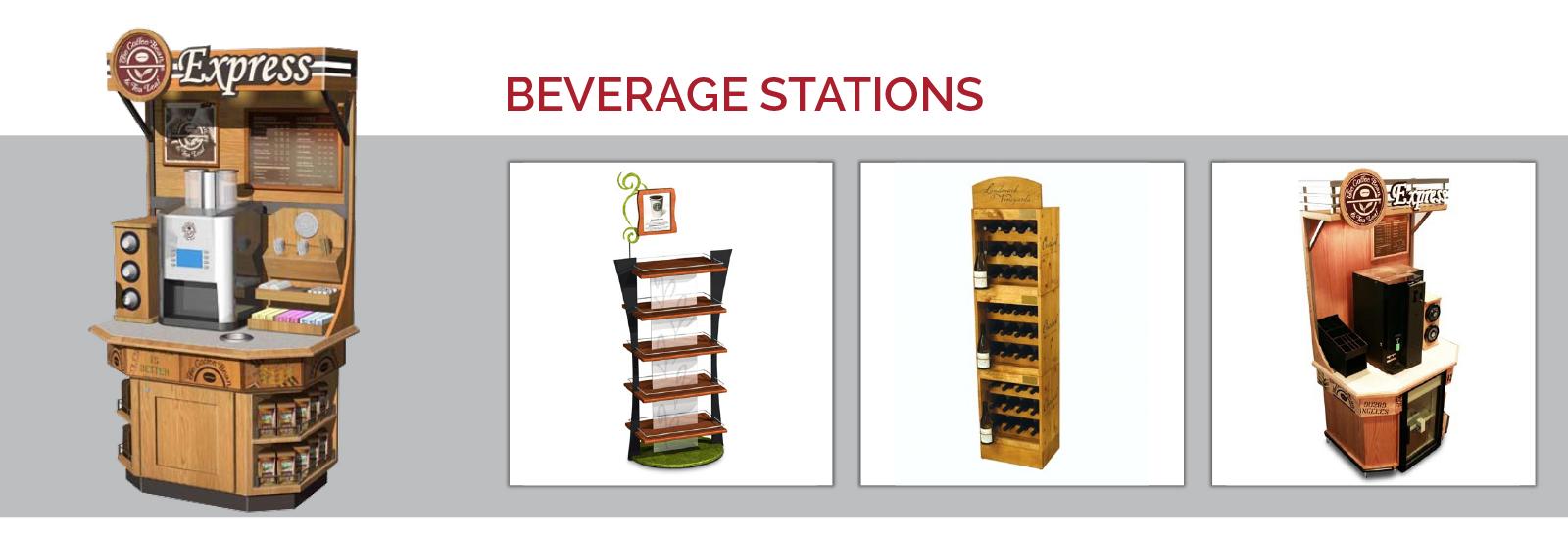 Beverage Stations