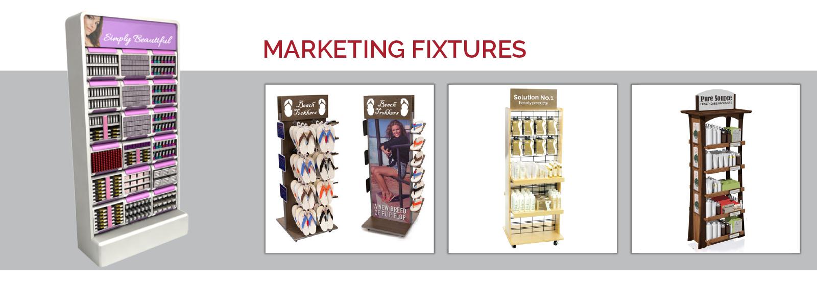 Marketing Fixtures