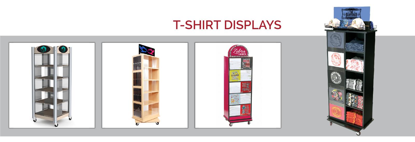 T-Shirt Displays