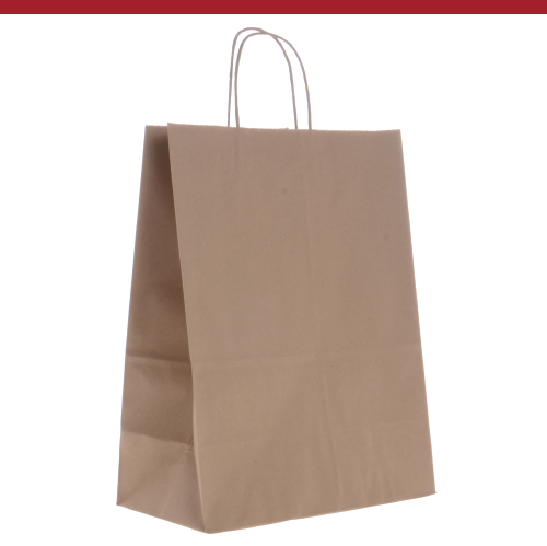 Natural Kraft Paper Bags