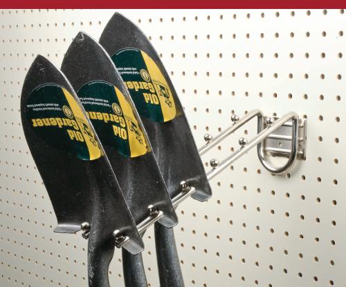 Heavy-Duty Implement Hooks