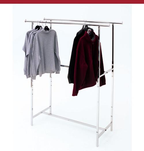 Garment Box Rack