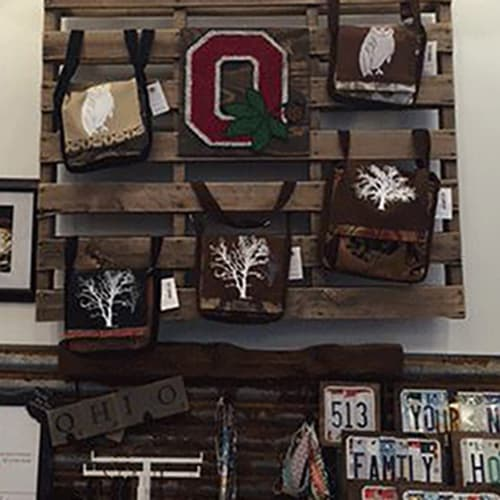 Rustic Retail Display