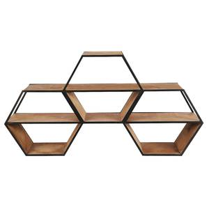 Hexagon Shelf Unit