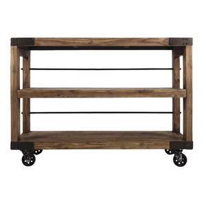 Industrial Mobile Shelf Unit