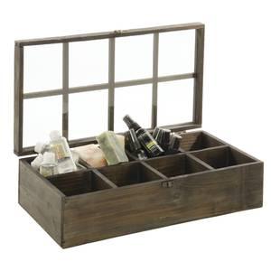 Rustic Wooden Display Box